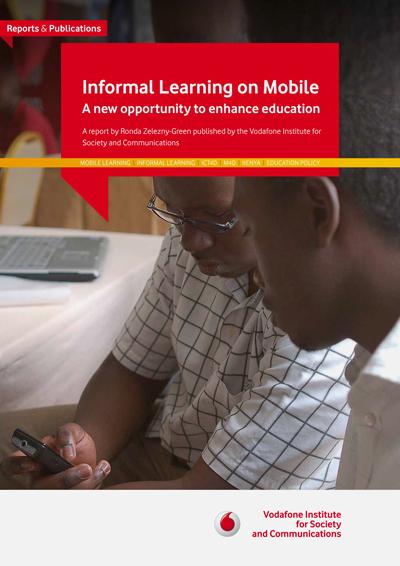 Report - Informal Learning on Mobile