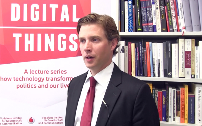 Digital Things: Questions for Alec Ross