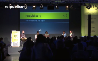 re:publica 2015: Big Problems, Big Data, Little Privacy?