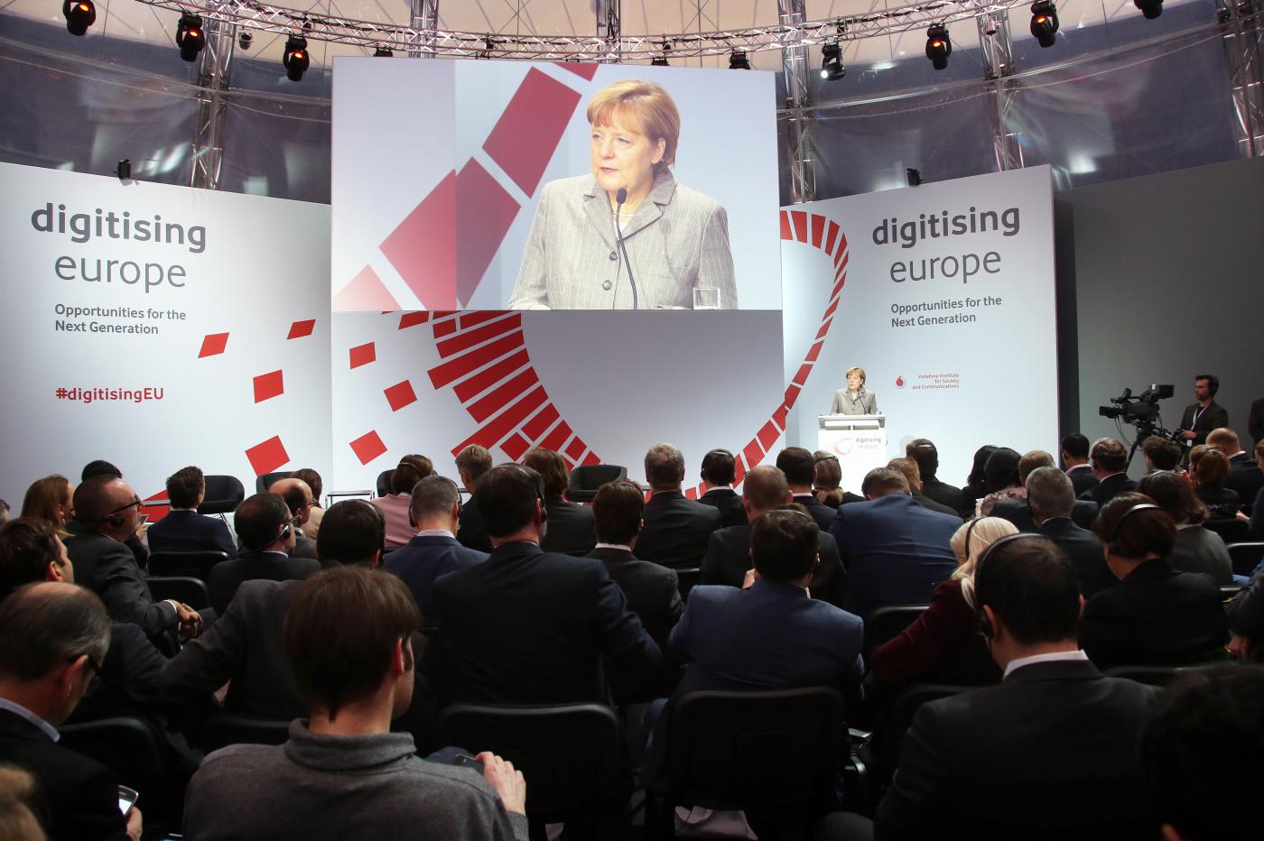 Big Data – Chance und Risiko für Europa