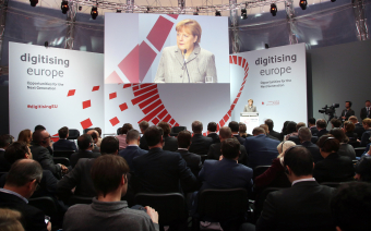 "Vodafone Institute hosts ""digitising europe"""
