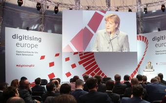 """Vodafone Institut veranstaltet """"digitising europe"""""""