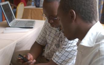 Informelles Lernen auf Mobiltelefonen