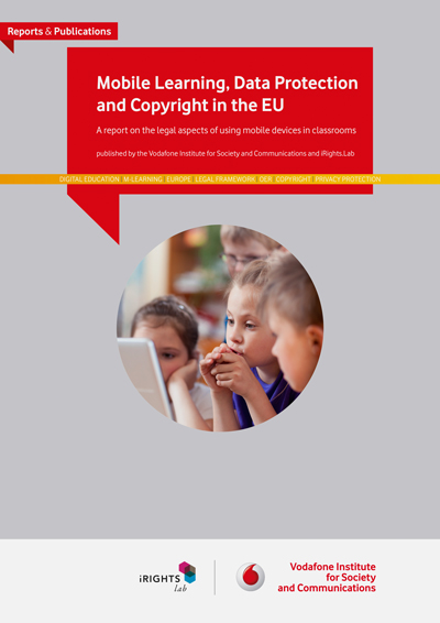 Mobile Learning, Data Protection and Copyright in the EU