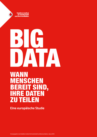 Europäische Studie Big Data