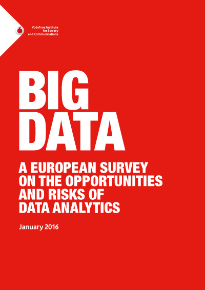 European Survey Big Data
