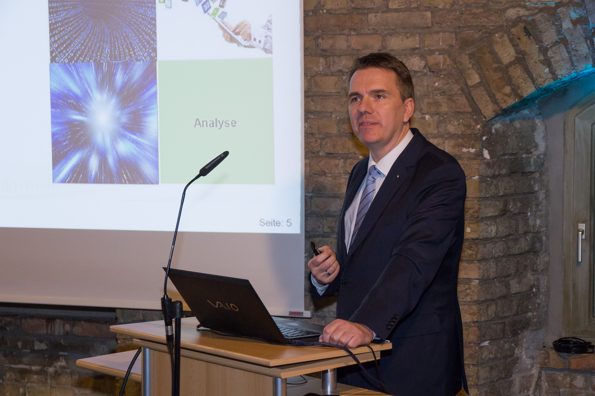 Christian Klose bei big data: big power shifts?