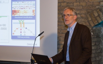 Cancer expert von Kalle stresses Big Data's potential