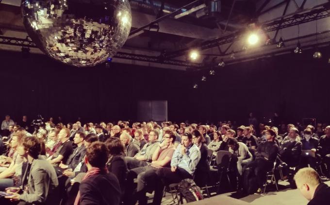 'Die 5G Stadt' auf der re:publica 2016: