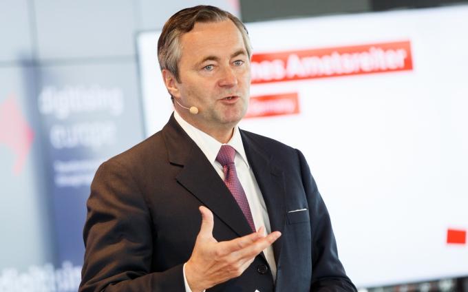 Hannes Ametsreiter über die Gigabit-Gesellschaft