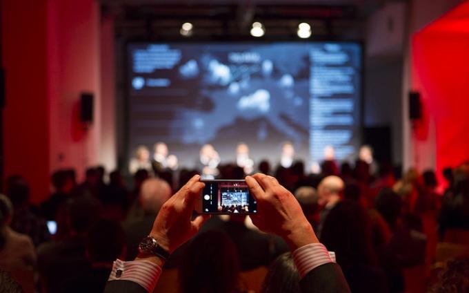 Von Pentland bis Merkel: Die Highlights des Instituts
