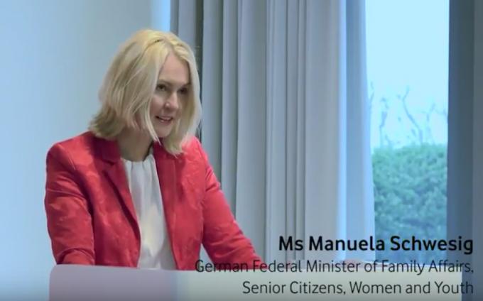 Manuela Schwesig -