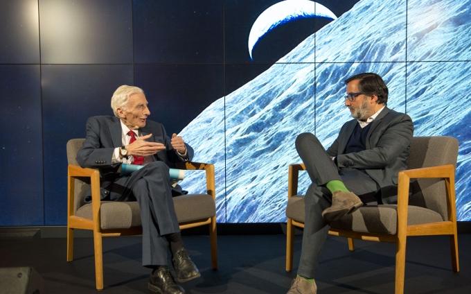 """""""Es ist einfacher, den Klimawandel zu stoppen, als den Mars zu kolonisieren"""""""