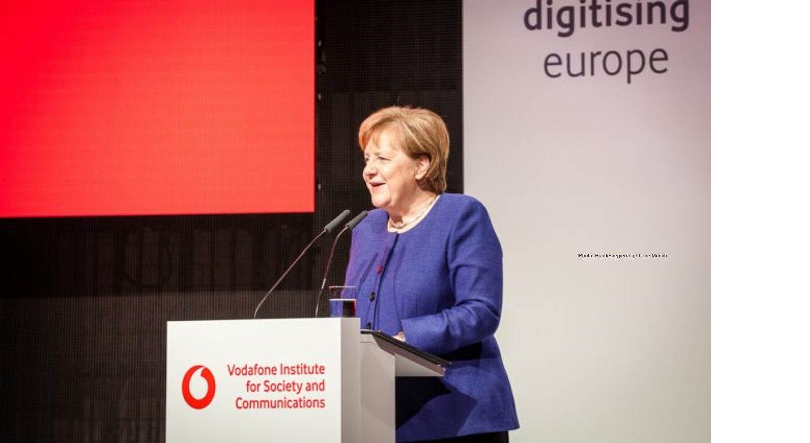 Fast-track Europe's transformation to build a prosperous digital future