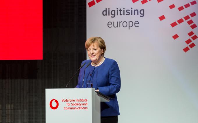 Digitising Europe Summit 2019 mit Angela Merkel - Eindrücke