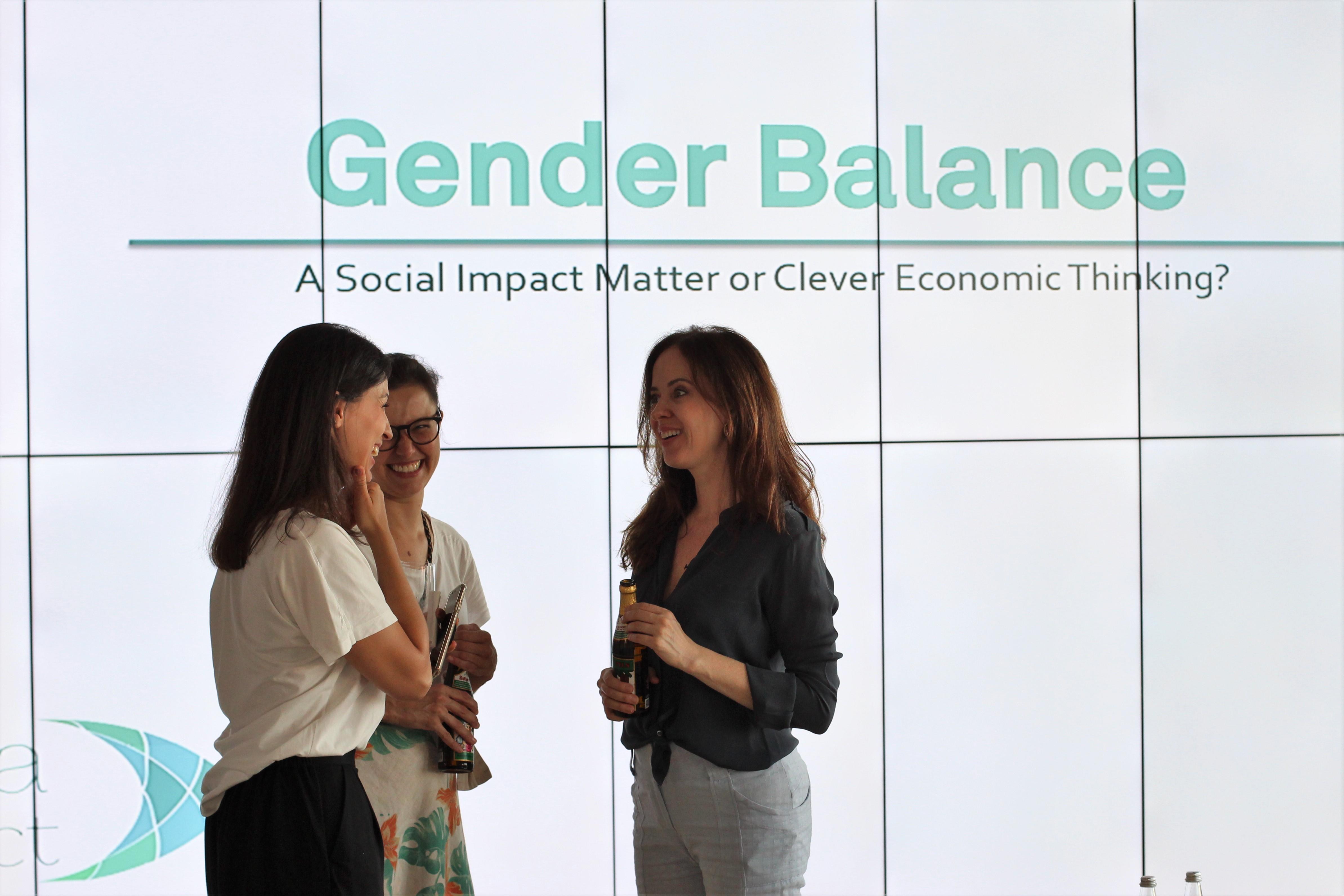Gender Lens Investing steckt noch in den Kinderschuhen