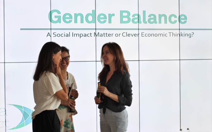 Gender lens investing still has a long way to go