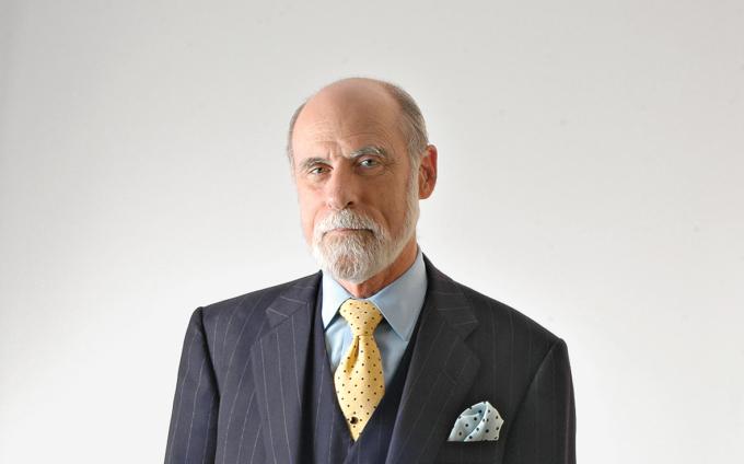 Vinton G. Cerf über Künstliche Intelligenz und seine Vision des Internets der Zukunft