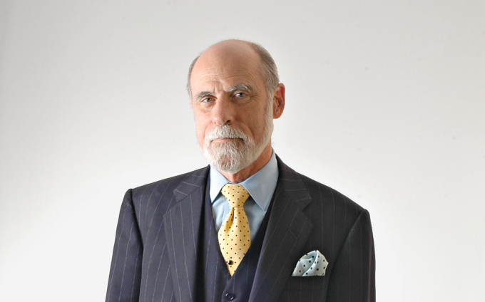Vinton G. Cerf on Artificial Intelligence and the future of the internet