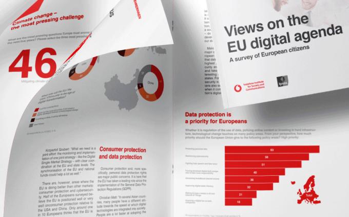 Deutschland profitiert bei Digitalisierung von EU-Politik