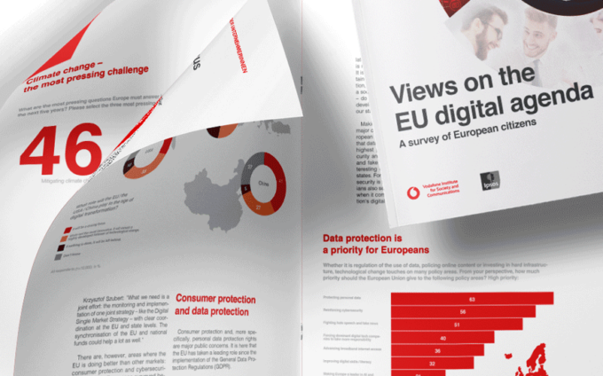 European policy benefits national digital strategy