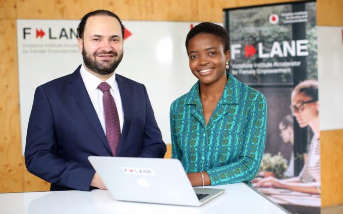 Developers in Vogue – Tech-Bootcamps für Frauen in Afrika