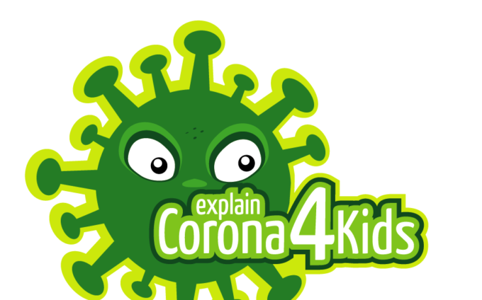 """Explain Corona4Kids"": supporting our children"