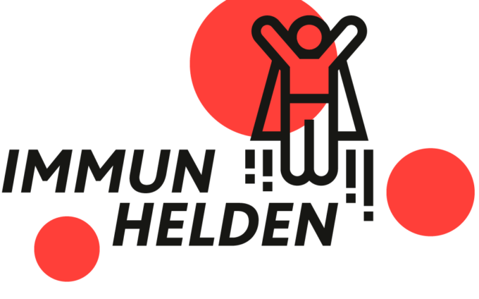 """ImmunHelden"": everyday life heroes"