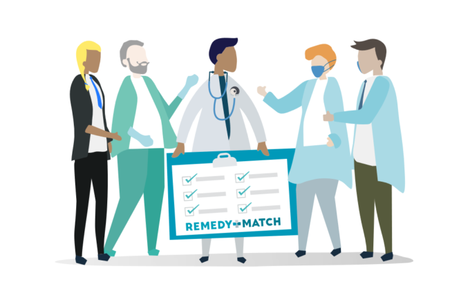"""RemedyMatch"": making healthcare crisis ready"