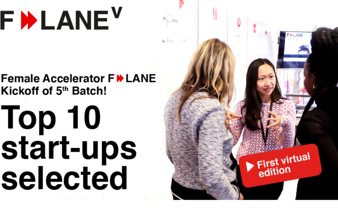 F-LANE 2020: Empowering women worldwide with technology