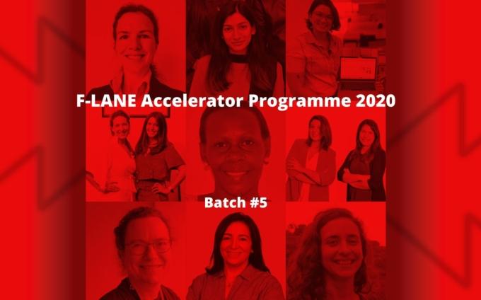 Einblicke in das virtuelle F-LANE Programm 2020