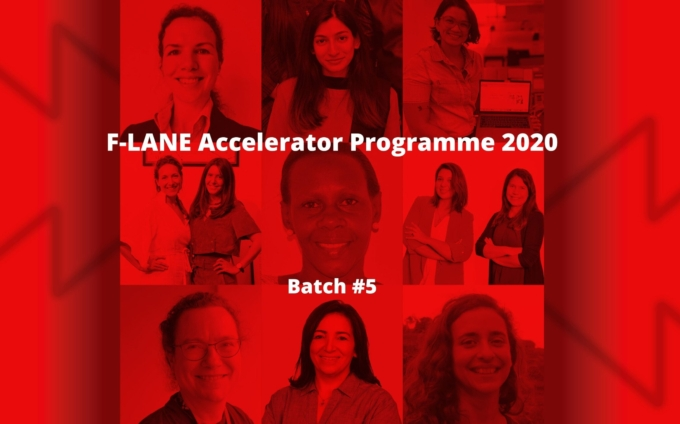 Get an insight into the F-LANE 2020 programme spirit
