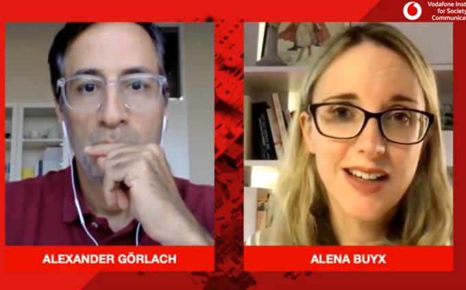 Interview mit Alena Buyx über Medizinethik und KI im Kontext der Pandemie