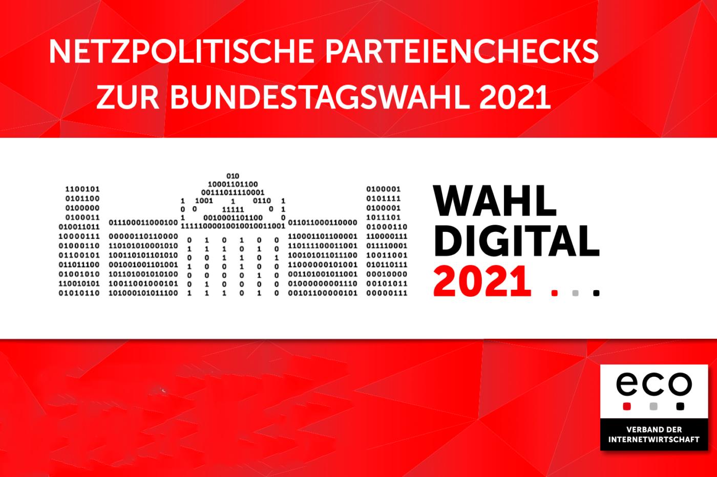 Wie sich Parteien digitalpolitisch aufstellen