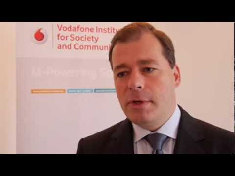 Vodafone Institute: Report on mobile technology in society