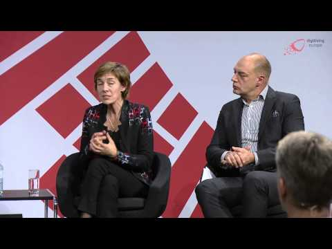 Anne Bouverot (GSMA) at the